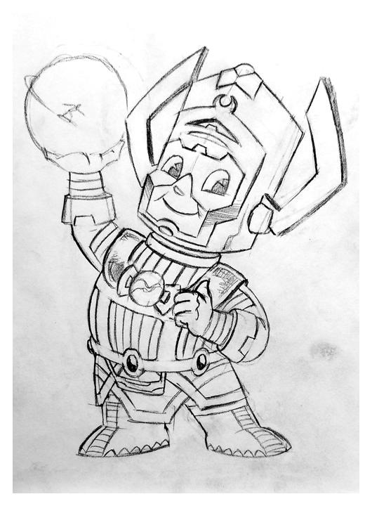 Galactus Big Boy