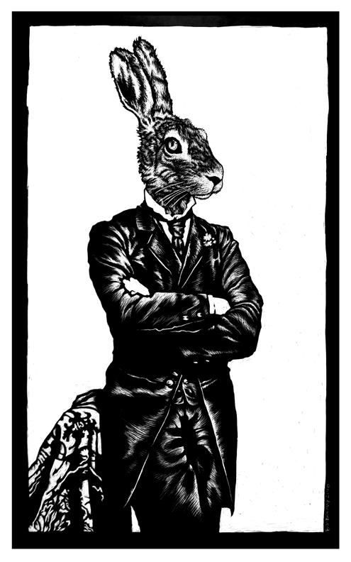 Sophisticated Rabbit
