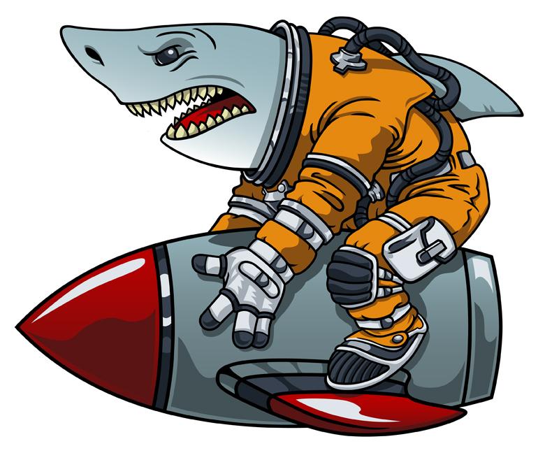 Sharkonaut