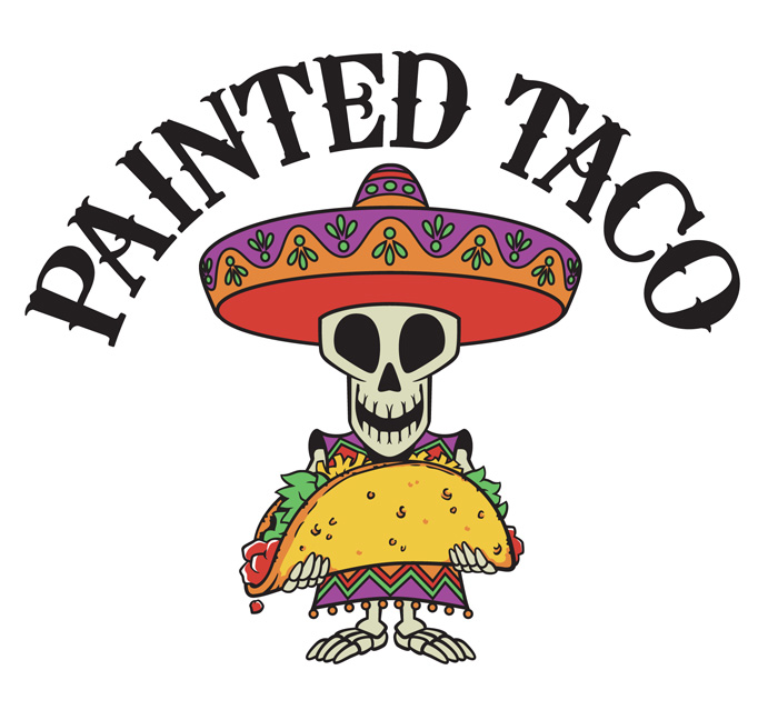 Painted Taco logo