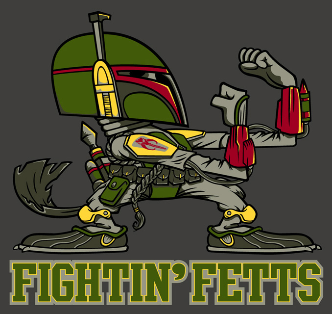 Fightin' Fetts
