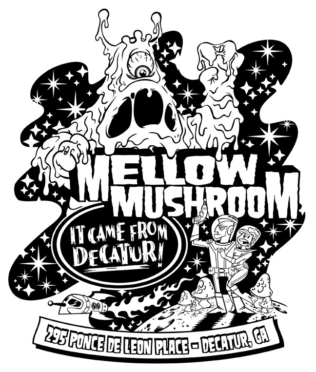 Mellow t-shirt design