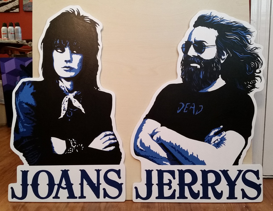 Joans and Jerrys